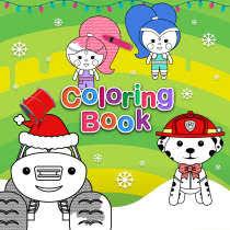 Nick Jr Coloring Book New