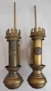 Antique Oil Lamps Ebay by Vintage Oil Lamps On Ebay Antique Maine Farm Finger Oil Lamp W