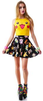 Skater Skirts Fashion For Stylish Ladies 11