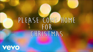 Gary Allan Please e Home For Christmas Lyric Video