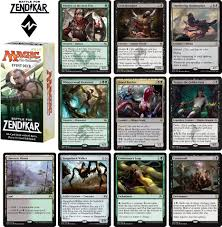 Common Mtg Deck Themes by Mtg Realm 2015 09