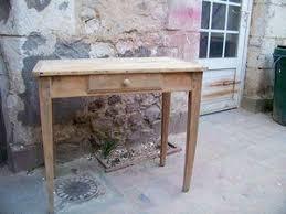 table de cuisine ancienne en bois je suis très intéressé par cette table sur table en bois