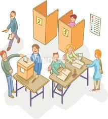bureau clipart bureau de vote clipart clipartxtras