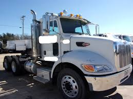 USED 2007 PETERBILT 340 TANDEM AXLE DAYCAB FOR SALE IN GA #1739