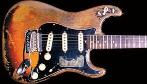 GALLERY Stevie Ray Vaughan Gear