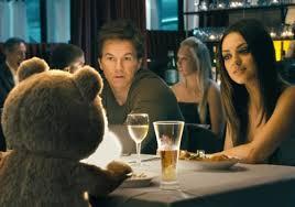Mila Kunis Leaked Photos Bathtub by New Look At Mark Wahlberg And Mila Kunis In Ted