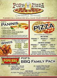 Pops Pizza – Tennessean Travel Center