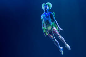 Cirque Du Soleil Cabinet Of Curiosities Seattle by Costumes In Cirque Du Soleil U0027s New Show Are Incredible Seattle