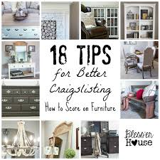 Bedroom Sets On Craigslist by 18 Tips For Better Craigslisting How To Score On Furniture