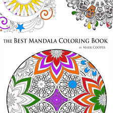 Get Quotations The Best Mandala Coloring Book Featuring Amazing Beautiful Mandalas To Color A Stress
