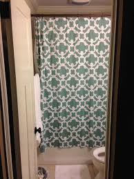 Floor To Ceiling Tension Rod Curtain by How To Make A Floor To Ceiling Shower Curtain Checking In With