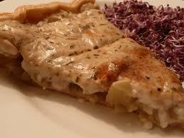 cuisiner patisson tarte à la courge pâtisson tartes salées vegan