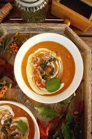 Spicy Pumpkin Butternut Squash Soup by Spicy Pumpkin Soup With Secret Spice Mix U2022 Happy Kitchen Rocks