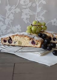 mehr traube geht nicht ein saftiger traubenkuchen ohne