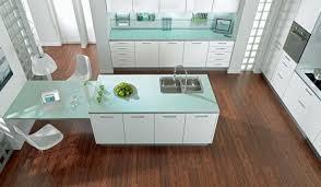 plan de travail cuisine en verre enchanteur plan de travail en verre prix avec decoration cuisine