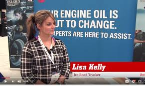 Video: Ice Road Truckers' Lisa Kelly Talks New Season, New Cast Women In Trucking Ice Road Trucker Lisa Kelly Ice Road Truckers History Tv18 Official Site Truckers Russia Buckle Up For A Perilous Drive On Truckerswheel Twitter Road Trucking Frozen Tundra Heavy Fuel Truck Crashes Through Ice Days After Government Season 11 Archives Slummy Single Mummy Visits Dryair Manufacturing Jobs Jackknife Jeopardy Summary Episode 2 Bonus Whats Your Worst Iceroad Fear Survival Guide Tv