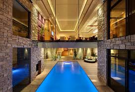 View In Gallery Stylish At Home Spa Room