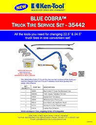 Ken-Tool 35442 BLUE COBRA Truck Tire Service Set | JB Tools China High Speed 1 Air Tools For Truck Tire Chaing Ui1202 175 To 24 Changer Mount Demount Tool Tubeless Costway Big Vacuum And Buy Semi Best 2018 Coats Rc150ex Rc200ex User Manual 32 Pages Changers Shop Supplies Tools Wheel Adapters T980 Truck Tire Changer Machine In The Ilippineswwwairtoolsph New Digital Car Pssure Gauge Professional Tester