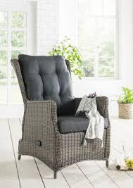 destiny vario komfortsessel casa grande gartensessel polyrattan geflechtsessel wetterbeständig sessel vintage grau braun weiß mit auflage