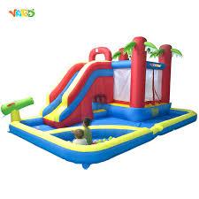 piscine a balle gonflable nouveau enfants parc aquatique géant gonflable jeux gonflable