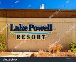 100 Resorts Near Page Az Oct 31 2013 Lake Stock Photo Edit Now 555934978