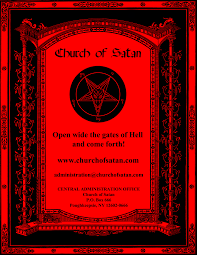Is Halloween A Satanic Holiday by Church Of Satan U0027s Nine Satanic Sins Print By Willian J Butler