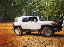 Back On Some Trails In The FJ. Figuring Out The Off Roading Thing ...