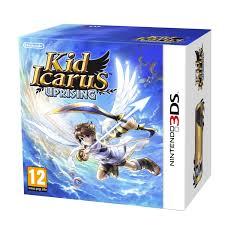 Kid Icarus Uprising Game