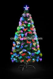 Fiber Optic Lighting Christmas Tree Top Star Decoration Ft01084 1