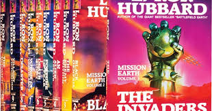 L Ron Hubbards Mission Earth
