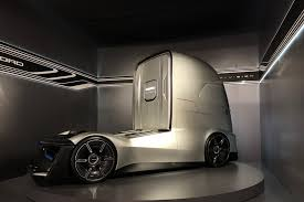 100 Ford Concept Truck 2018 IAA Commercial Vehicles Show Photos Equipment Ing Info