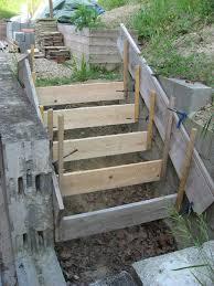 le monde de bruno bichara fabriquer un escalier en béton 5