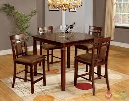 Venetian Worldwide Montclair 5-Piece Dining Set, Dark Cherry ... Cophagen 3piece Black And Cherry Ding Set Wood Kitchen Island Table Types Of Winners Only Topaz Wodtc24278 3 Piece And Chairs Property With Bench Visual Invigorate Sets You Ll Love Walnut Tables Custmadecom Cafe Back Drop Leaf Dinette Sudo3bchw Sudbury One Round Two Seat In A Rich Finish Sabrina Country Style 9 Pcs White Counter Height Queen Anne Room 4 Fniture Of America Dover 6pc Venus Glass Top Soft