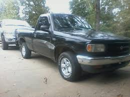 1995 Mazda B-Series Pickup - Information And Photos - ZombieDrive