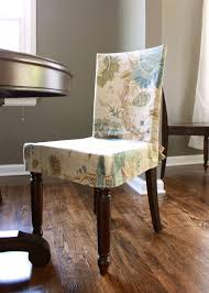 Numbered Street Designs Dining Chair Slipcover – Saltandblues