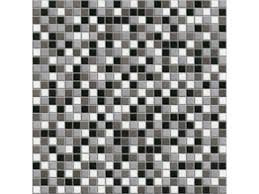 Outdoor Mosaic Tiles Pattern Texture