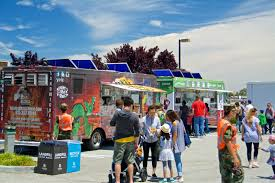 100 Hiller Aviation Food Trucks Biggest Little Airshow Museum
