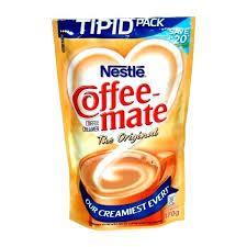 Coffee Mate Espresso Chocolate Original Creamer Barcode
