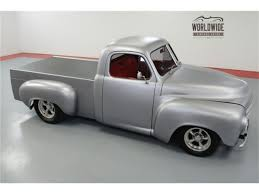 1952 Studebaker Pickup For Sale | ClassicCars.com | CC-1132317 1952 Studebaker Pinterest Motor Car And Cars Pickup Classics For Sale On Autotrader Truck Ad Car Ads Classiccarscom Cc1132317 Metalworks Protouring 1955 Truck Build Youtube Classic Michigan Muscle Champion Overview Cargurus Automobiles Stock Photos 1949 Studebaker Pickup 1953 Studebaker Pickup 2r5 2275000 Pclick