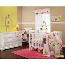 Snoopy Crib Bedding Set by Carter U0027s Jungle Collection 7 Piece Crib Set Carters Babies