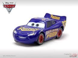 World Of Cars : Présentation Du Personnage Flash McQueen (Lightning ...