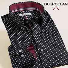 compare prices on shirt men polka dot online shopping buy low