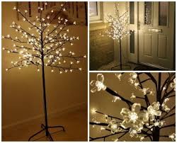 5ft Christmas Tree With Led Lights by Led Blossom Tree