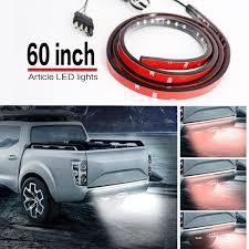 100 Light Bar Truck Amazoncom Led Tailgate Tinpec 60 Redwhite Tailgate LED