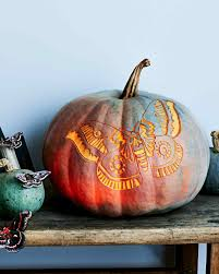 Glow In The Dark Plastic Pumpkins by Halloween Pumpkin Ideas