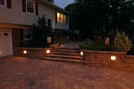 garden wall lights garden wall retaining wall lights garden wall