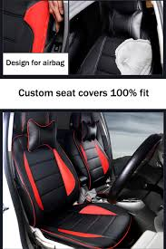 Car Wind Only Front Seat Cover Custom Car Seat Covers For Ford Focus ...