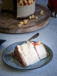 salzkaramell und äpfel cheesecake ohne backen
