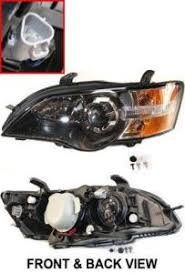 subaru legacy parts 2005 subaru legacy headlight assembly clear