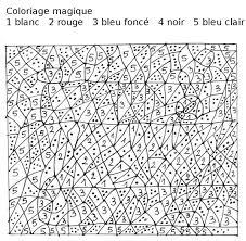 Coloriage Magique Adulte Difficile Belle Coloriage Magique Adulte